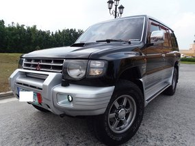Limited. Loaded. Fresh. Mitsubishi Pajero Fieldmaster AT