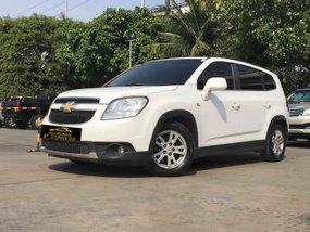 2012 Chevrolet Orlando LT 1.8L A/T Gas