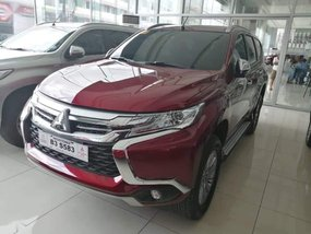 2019 Mitsubishi Montero Sport for sale in Manila