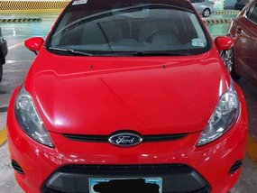 Ford Fiesta AT 2011 Model 1.6 Gasoline