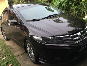 Honda City 2013 1.5 Automatic E variant