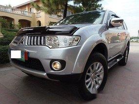 Selling Silver Mitsubishi Montero Sport 2010 Automatic Diesel