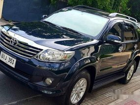 2012 Toyota Fortuner for sale in Quezon City