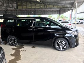 2019 Toyota Alphard 3.5L