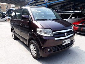 2014 Suzuki APV XGS