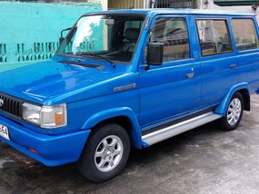 1994 Toyota Fxs Tamaraw Fx GL, Smooth Running Condition, Strong Dual Aircon