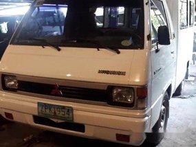 White Mitsubishi L300 2008 for sale in Quezon City