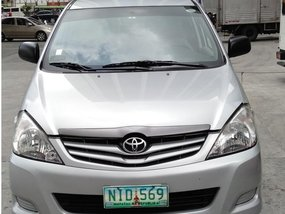 2010 Toyota Innova for sale in Makati