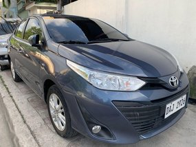 Sell Gray 2019 Toyota Vios in Quezon City