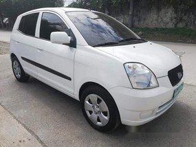 Selling White Kia Picanto 2006 Automatic Gasoline