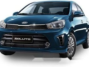 2020 Kia Soluto for sale in Quezon City