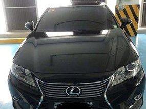 Black Lexus Es 350 2014 Automatic Gasoline for sale
