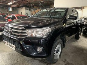 Sell Black 2018 Toyota Hilux Manual Diesel at 2800 km