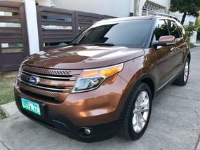 2012 Ford Explorer for sale in Quezon City