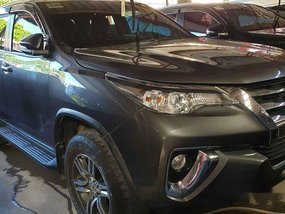 Sell 2017 Toyota Fortuner Automatic Diesel at 18000 km