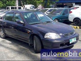 Sell 1997 Honda Civic Sedan at 163616 km