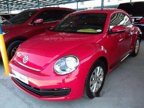 Sell Red 2014 Volkswagen Beetle in Makati