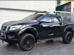 Sell Black 2016 Nissan Navara at Automatic Diesel at 37000 km