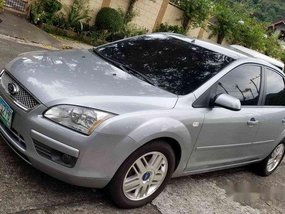 Selling Silver Ford Focus 2008 at 56000 km