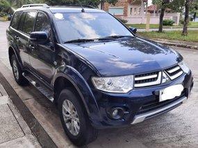 Mitsubishi Montero 2014 for sale in Manila