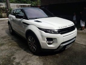 White Land Rover Range Rover 2016 Automatic Diesel for sale