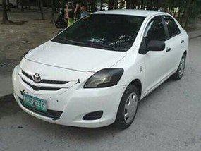 Selling White Toyota Vios 2012 Manual Gasoline