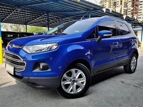 Selling Blue Ford Ecosport 2014 in Parañaque
