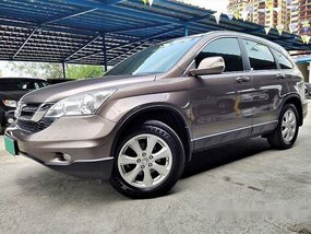 Selling Honda Cr-V 2010 Automatic Gasoline