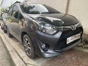 Sell Grey 2019 Toyota Wigo at 2800 km