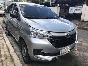 Silver Toyota Avanza 2019 Manual Gasoline for sale