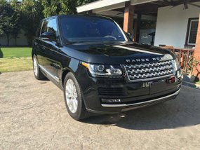 2018 Land Rover Range Rover for sale in Makati