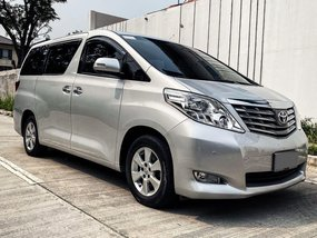 2011 Toyota Alphard for sale in Manila