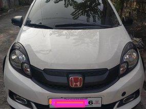 2016 Honda Mobilio for sale in Quezon City