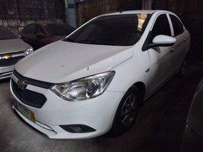 White Chevrolet Sail 2018 for sale in Quezon City