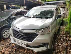 Selling Silver Toyota Avanza 2019 in Quezon City