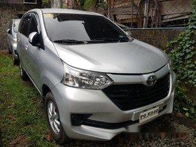 Selling Silver Toyota Avanza 2019 Manual Gasoline at 1854 km