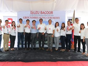 Isuzu Philippines to open another dealership in Bacoor, Cavite