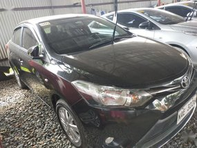 Sell Black 2017 Toyota Vios in Quezon City