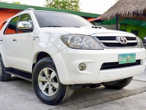 Toyota Fortuner V 4x4 Diesel Automatic 2008