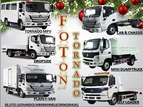 2019 Foton Light Duty Trucks
