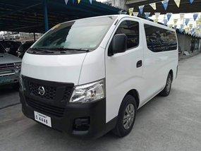 Nissan NV350 Urvan 2017 Manual Diesel