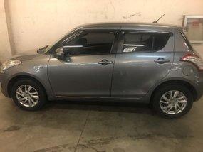 Selling Grey Suzuki Swift 2015 in San Juan