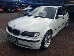 White BMW 316i 2002 for sale in Marikina
