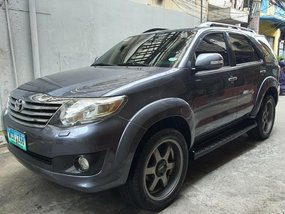 2013 Toyota Fortuner for sale in Manila