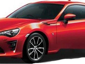 Selling Toyota 86 2019 Manual Gasoline