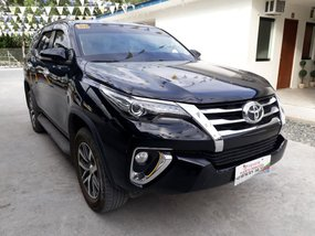 Toyota Fortuner 4x2 V Automatic Diesel