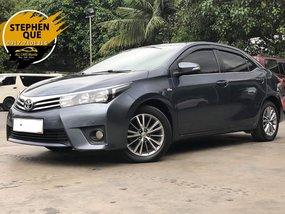 2016 Toyota Altis 1.6 V Gas Automatic