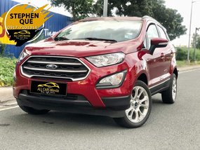 2019 Ford Ecosport Trend 1.5 Automatic Gas