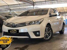 2015 Toyota Altis 1.6 V Gas Automatic