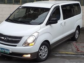 Sell 2011 Hyundai Starex in Mandaluyong